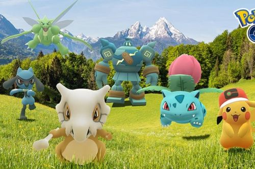 Pokémon Go Sustainability Week: Research tasks, rewards and a real-life campaign