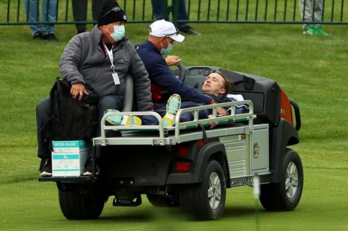 Fears for Harry Potter star Tom Felton after collapsing on Ryder Cup golf course