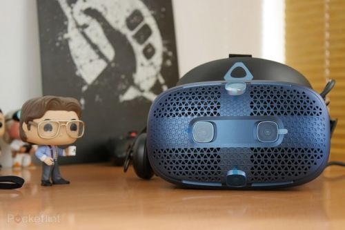 HTC Vive Cosmos initial review: A future-proof alternative to the Rift S?