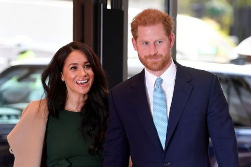 Prince Harry 'reassures wife Meghan Markle about her post-baby appearance' after birth of son Archie