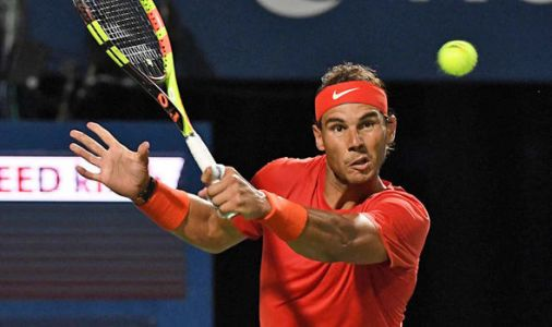 Rafael Nadal vs Stefanos Tsitsipas LIVE: Latest score and Rogers Cup final highlights