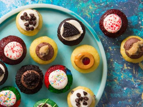 Baked by Melissa makes delicious mini cupcakes that are perfect for any occasion - and you can take 10% off today