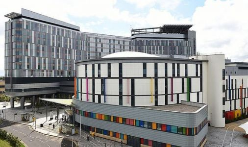 Glasgow hospital water crisis could involve 150 children