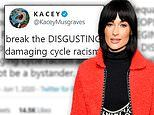 Kacey Musgraves vows to not be a 'bystander' and break 'disgusting' cycle caused by racism