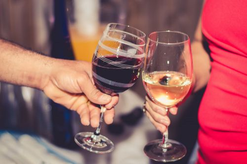 People who drink 'live longer' than those who don't