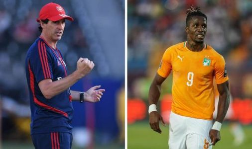 Crystal Palace reject latest Arsenal bid for Wilfried Zaha: Roy Hodgson delivers update