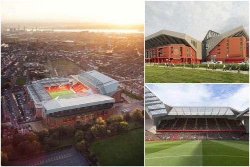 8 images of how Anfield will look after expansion to 61,000