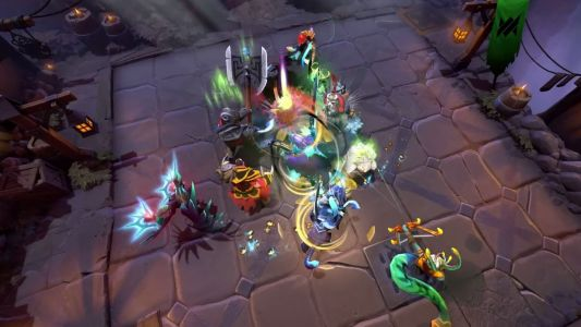 Dota Underlords items: tier list of the best items at each tier