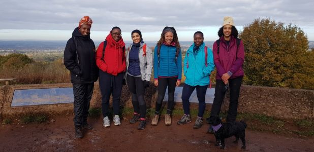 Black Girls Hike are diversifying the great outdoors: 'Nature is accessible, but not inclusive'