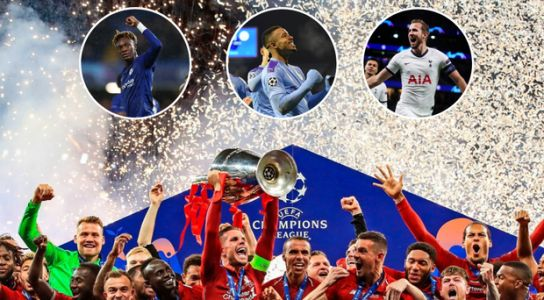 Champions League last 16 draw and dates: Liverpool and Manchester City face Madrid duo while Chelsea and Spurs set for Germany