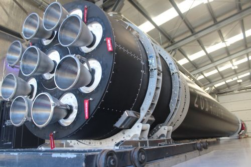 Rocket Lab plans next launch Saturday, closes in on first mission from Virginia