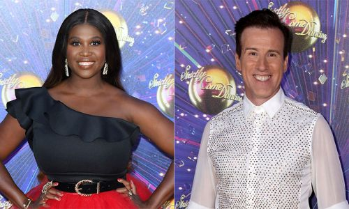 Strictly judge Motsi Mabuse addresses rumoured tension with pro Anton du Beke