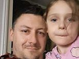 Father, 40, makes plea for children to attend his autistic daughter's fifth birthday