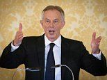 A messianic money-grubber: The scathing verdict of ex-Labour MP Austin Mitchell on Tony Blair