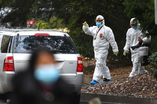 Australia closes state border for first time in 100 years to halt coronavirus