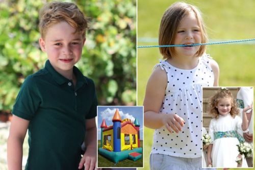 Inside Prince George's 'magic-themed birthday party' with very exclusive guestlist