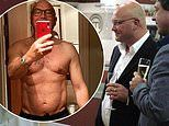 Gregg Wallace admits he is mortified by his pre-weight loss appearance