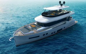 Countdown to Cannes Yachting Festival 2021: Sirena 68