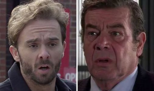 Coronation Street exit as David Platt admits he's to blame for Johnny's death?