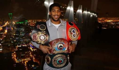 Why Anthony Joshua would lose to Tyson Fury and Deontay Wilder in heavyweight battle