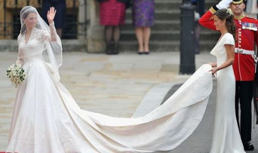 How Kate Middleton's family gave secret support on nerve-wracking wedding day