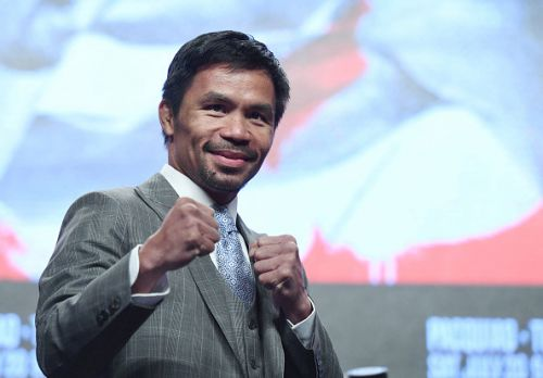 Manny Pacquiao makes bold prediction ahead of Tyson Fury vs Deontay Wilder rematch