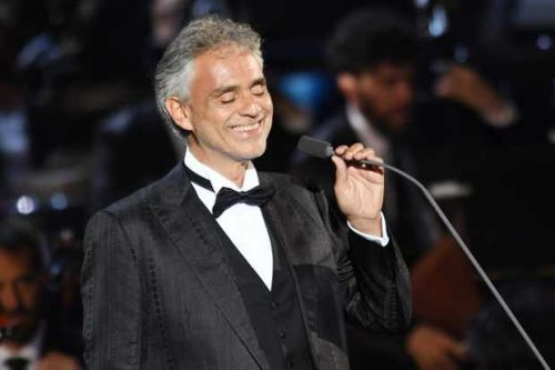 How to watch Andrea Bocelli's Easter Concert live