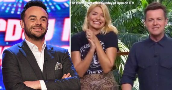 I'm A Celebrity fans miss Ant McPartlin as Holly Willoughby and Declan Donnelly make presenting debut