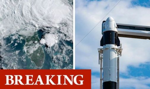 SpaceX launch at RISK? Weather forecast 'doesn't look positive' for Crew Draqgon launch