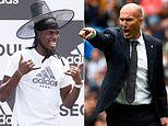 Zinedine Zidane has ruthless streak at Real Madrid and is putting pressure on to sign Paul Pogba