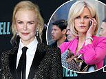 Nicole Kidman's part in Bombshell inspired her to discuss sexual misconduct with her daughters