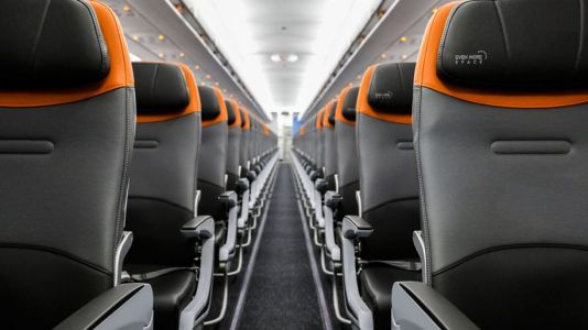 Jetblue launches new A320 interiors
