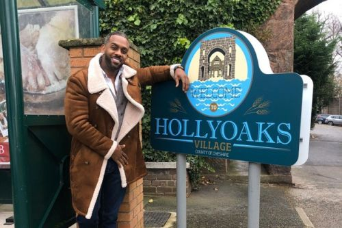 Richard Blackwood joins Hollyoaks cast as Mitchell Deveraux's long-lost dad