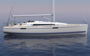 First look: Arcona 415 - first electric production yacht?