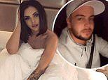Little Mix's Jesy Nelson poses for a sultry snap before singing in the car with Chris Hughes