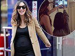 Myleene Klass, 40, reveals her daughters can't wait to be 'big sisters' as she shares ultrasound