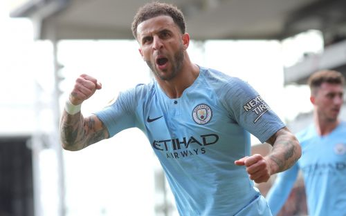 Man Utd fans hoping we beat them at Old Trafford to kill off Liverpool title bid, insists City defender Kyle Walker