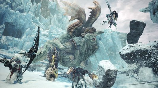 Monster Hunter World: Iceborne PC updates will catch up with consoles in April
