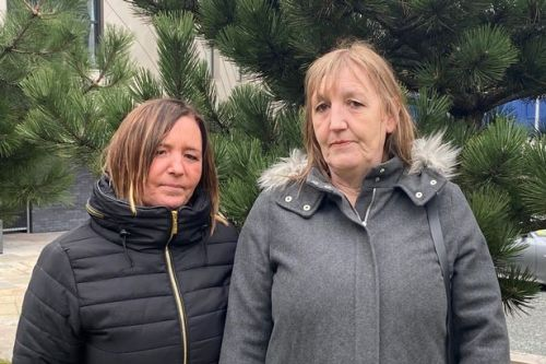 Mum of man held down by security guards before death says they are 'responsible'
