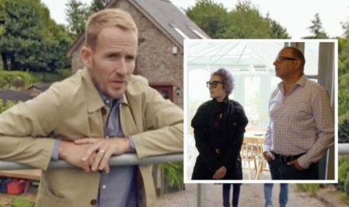 Escape to the Country: Jonnie Irwin pleads with buyer as problem spotted 'I can do better'