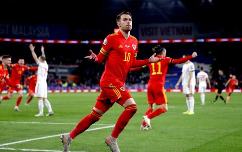 Aaron Ramsey-inspired Wales secure Euro 2020 qualification with victory over Hungary