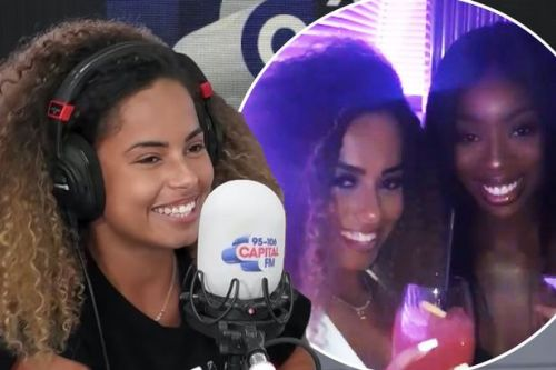 Amber Gill hints at massive Love Island feud claiming she only really sees Yewande and Anna