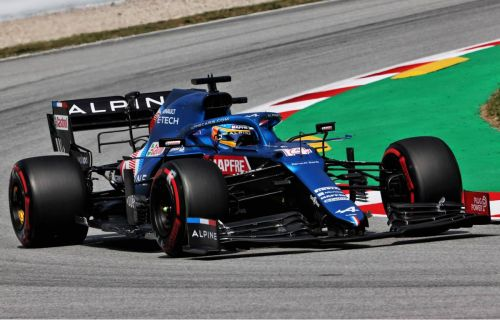Alonso finding F1 'little bit too stressful at the moment'