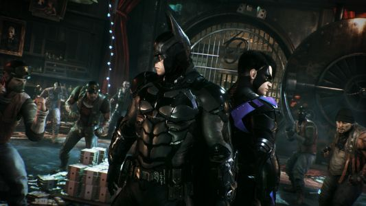 Gotham Knights is reportedly the next Batman game, to be revealed in August