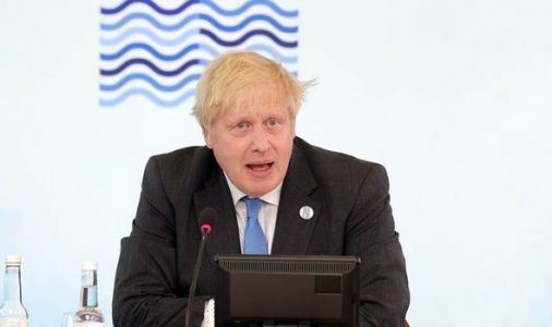 Boris shows up EU: PM attacks Covid 'protectionism' at G7 after Brussels jab war threats