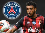 PSG 'target shock move for Bournemouth striker Josh King'