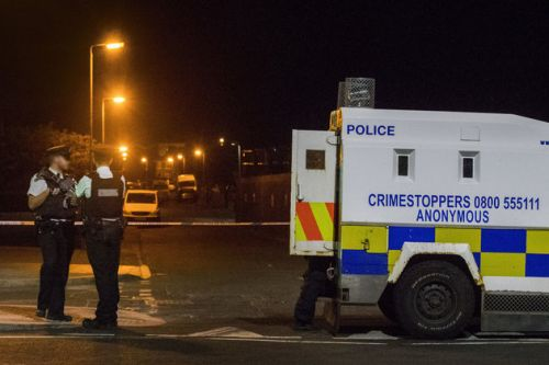 'Explosive Devices' Thrown At Homes Of Gerry Adams And Sinn Fein Figure