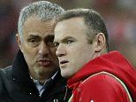 Wayne Rooney admits final Manchester United days were 'embarrassing'