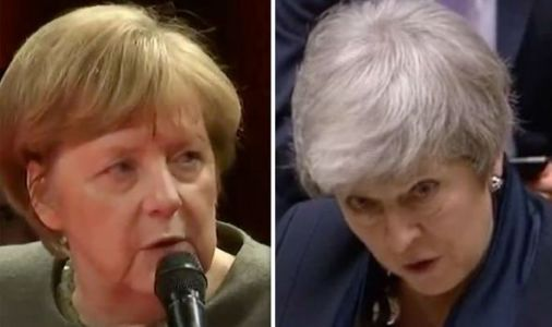 Brexit HOPE: Merkel says Britain WILL leave on March 29 - 'Fight until LAST minute'