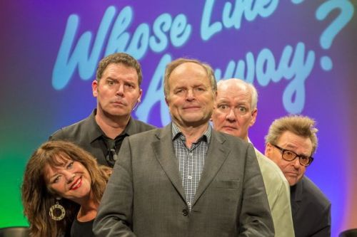 Clive Anderson shares secret WhatsApp group with some very famous celebrities